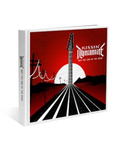KISSIN' DYNAMITE - Not The End Of The Road / LIMITED EDITION EARBOOK PRE-ORDER RELEASE DATE 1/21/22