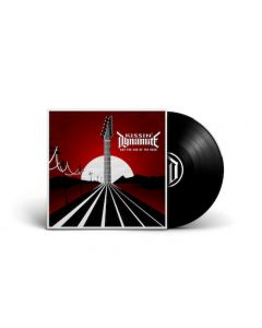KISSIN' DYNAMITE - Not The End Of The Road / BLACK LP PRE-ORDER RELEASE DATE 1/21/22