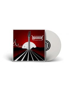 KISSIN' DYNAMITE - Not The End Of The Road / LIMITED EDITION WHITE LP PRE-ORDER RELEASE DATE 1/21/22
