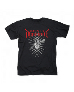 KISSIN' DYNAMITE - Not The End Of The Road / T-SHIRT PRE-ORDER RELEASE DATE 1/21/22