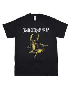 BATHORY - Yellow Goat / T-Shirt