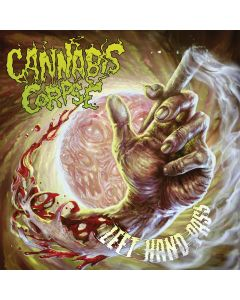 CANNABIS CORPSE-Left Hand Pass/White LP
