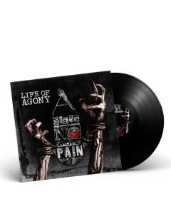 LIFE OF AGONY-A Place Where There's No More Pain/Limited Edition BLACK Gatefold LP