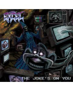 EXCEL - The Jokes On You / Blue LP