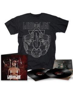 LORD OF THE LOST - Swan Songs III / 2LP + T-Shirt Bundle