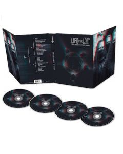 LORD OF THE LOST - Sacrament Of Judas / Blu-Ray + DVD + 2CD PRE ORDER RELEASE DATE 12/10/21