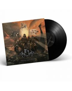 MANEGARM – Fornaldarsagor / BLACK  LP + T- Shirt Bundle
