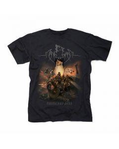 MANEGARM – Fornaldarsagor / T- Shirt