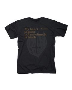 ME AND THAT MAN - New Man, New Songs, Same Shit, Vol.1 / Burning Churches T-Shirt