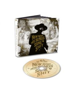 ME AND THAT MAN - New Man, New Songs, Same Shit, Vol.1 / Mediabook CD