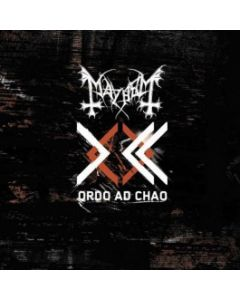MAYHEM-Ordo Ad Chao CD