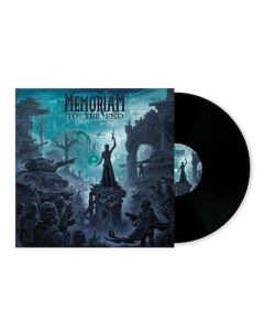 MEMORIAM - To The End / BLACK LP