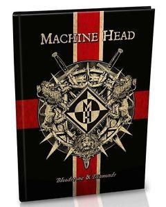 MACHINE HEAD-Bloodstone & Diamonds/Mediabook