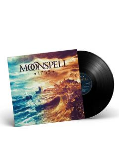 MOONSPELL-1755/Limited Edition BLACK Gatefold LP