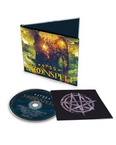 MOONSPELL-1755/Limited Edition Digipack CD