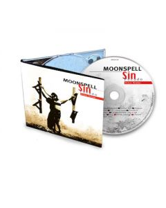 MOONSPELL - Sin/Pecado x 2nd Skin / Digipak CD