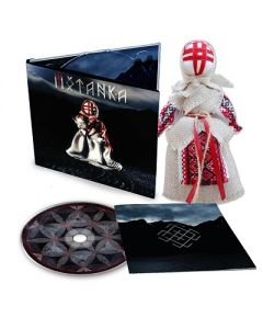 MOTANKA-Motanka/Limited Edition Digipack CD + Doll Deluxe Bundle