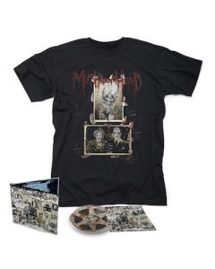 MUSHROOMHEAD - A Wonderful Life / Digipak CD + T-Shirt Bundle