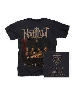 NACHTBLUT - Vanitas / T-Shirt