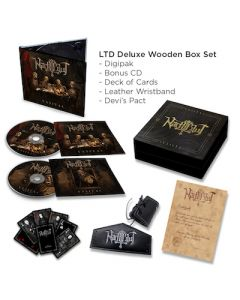 NACHTBLUT - Vanitas / DELUXE WOODEN 2CD BOX SET