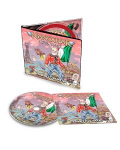 NANOWAR OF STEEL - Italian Folk Metal / Digipak CD PRE-ORDER RELEASE DATE 7/2/21
