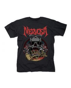 NERVOSA - King Of Domination / T-Shirt