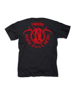 NERVOSA - Perpetual Chaos / T-Shirt