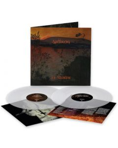 SATYRICON - The Shadowthrone / LIMITED EDITION CLEAR 2LP PRE-ORDER RELEASE DATE 5/28/21