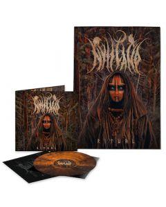NYTT LAND - Ritual / LIMITED EDITION ORANGE BLACK MARBLE LP W/ POSTER