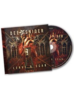 DEE SNIDER - Leave A Scar / CD