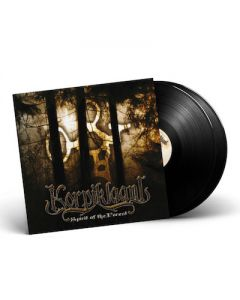KORPIKLAANI - Spirit Of The Forest / BLACK 2LP