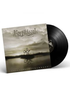 KORPIKLAANI - Voice Of The Wilderness / BLACK LP