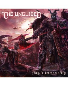 THE UNGUIDED - Fragile Immortality/Digipack Limited Edition CD