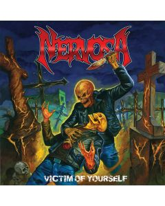 NERVOSA - Victim Of Yourself CD