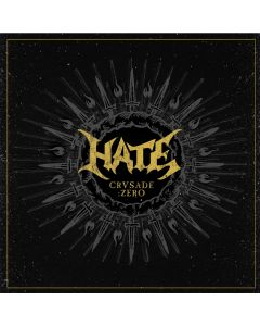 HATE - Crusade:Zero/Digipack Limited Edition CD