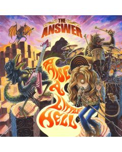 THE ANSWER - Raise A Little Hell CD