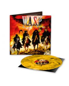 W.A.S.P. - Babylon / LIMITED EDITION MARBLED YELLOW/BLACK LP