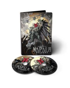 THE REALM OF NAPALM RECORDS Compilation Vol. IV/Digipak DVD + CD