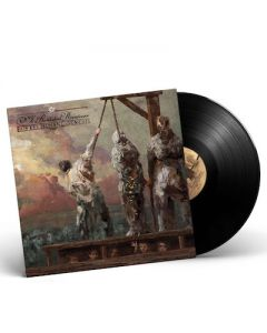 YE BANISHED PRIVATEERS - Hostis Humani Generis / BLACK LP