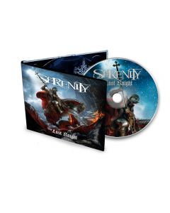 SERENITY - The Last Knight / Digipack CD + T-Shirt Bundle