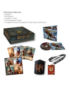 WARKINGS - Revolution / LIMITED EDITION BOXSET PRE-ORDER RELEASE DATE 8/20/21