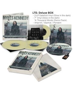 MYLES KENNEDY - The Ides Of March / LIMITED EDITION DELUXE BOXSET