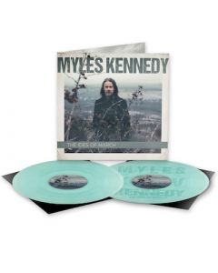 MYLES KENNEDY - The Ides Of March / LIMITED EDITION BOTTLE CLEAR GREEN 2LP