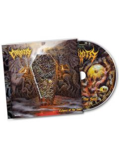 CRYPTA - Echoes Of The Soul / CD PRE-ORDER RELEASE DATE 6/11