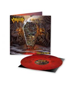 CRYPTA - Echoes Of The Soul / LIMITED EDITION RED BLACK MARBLE LP PRE-ORDER RELEASE DATE 6/11