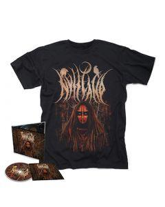 NYTT LAND - Ritual / Digipak + T-Shirt Bundle