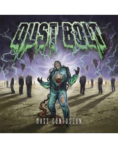 DUST BOLT-Mass Confusion/CD