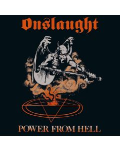 ONSLAUGHT - Power from Hell / IMPORT Orange LP