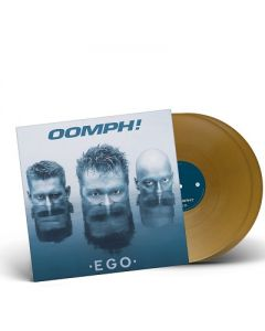 OOMPH!-Ego/Limited Edition GOLD Vinyl Gatefold 2LP