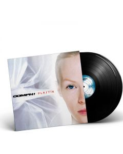 OOMPH!-Plastik/Limited Edition BLACK Vinyl Gatefold 2LP